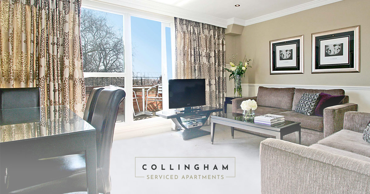fábrica Usual Cortar  Collingham Serviced Apartments London | Kensington Holiday Lets